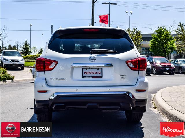 2019 Nissan Pathfinder SV Tech (Stk: P4567) in Barrie - Image 5 of 26