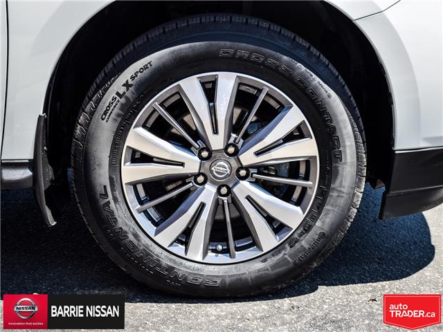2019 Nissan Pathfinder SV Tech (Stk: P4567) in Barrie - Image 8 of 26