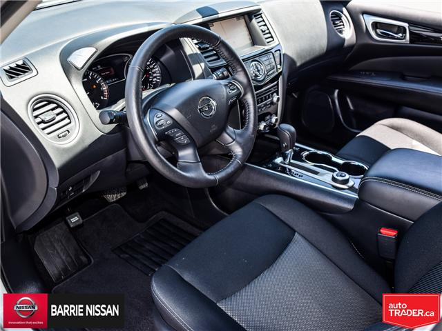 2019 Nissan Pathfinder SV Tech (Stk: P4567) in Barrie - Image 10 of 26