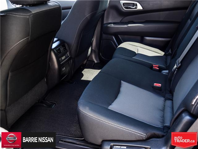 2019 Nissan Pathfinder SV Tech (Stk: P4567) in Barrie - Image 12 of 26