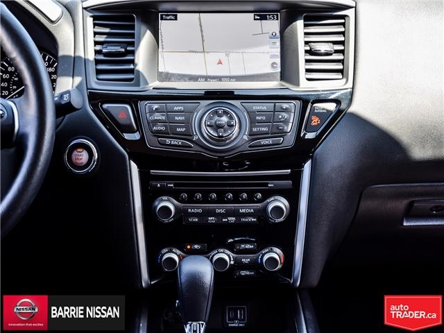 2019 Nissan Pathfinder SV Tech (Stk: P4567) in Barrie - Image 15 of 26