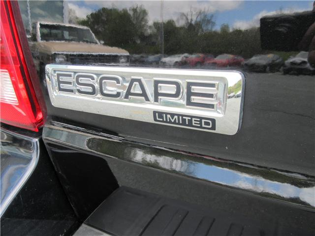 2011 Ford Escape Limited (Stk: 19059A) in Hebbville - Image 7 of 15