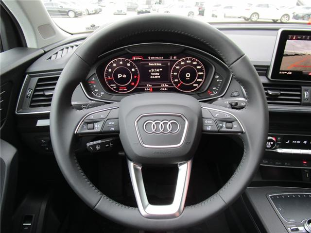 2019 Audi Q5 45 Technik (Stk: 190334) in Regina - Image 19 of 36