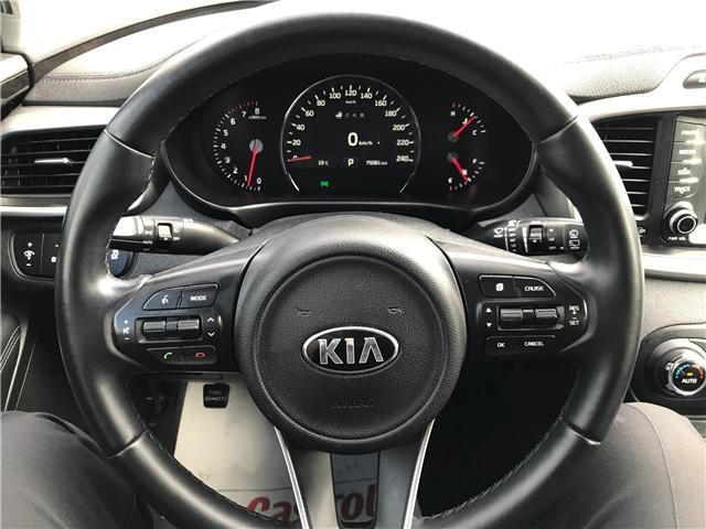 2018 Kia Sorento 3.3L LX (Stk: 21633A) in Edmonton - Image 16 of 25