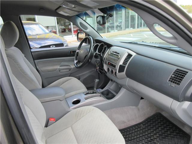 2011 Toyota Tacoma V6 (Stk: ) in Hebbville - Image 9 of 14