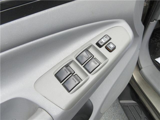 2011 Toyota Tacoma V6 (Stk: ) in Hebbville - Image 11 of 14