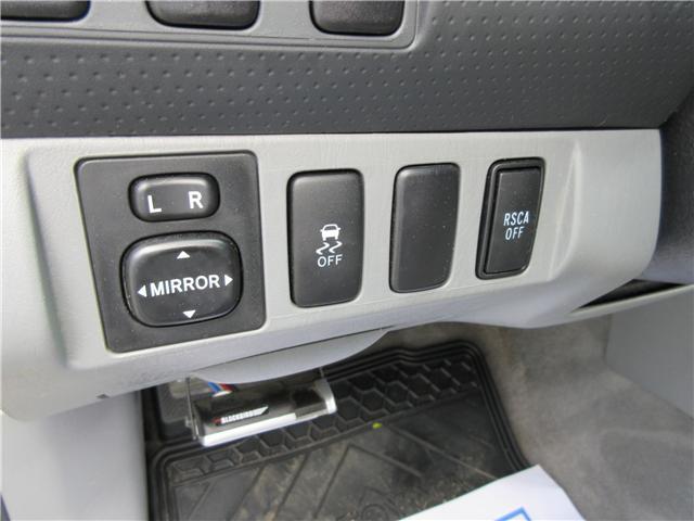 2011 Toyota Tacoma V6 (Stk: ) in Hebbville - Image 12 of 14