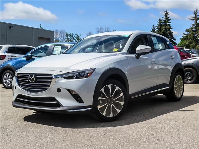 2019 Mazda CX-3 GT (Stk: G6612) in Waterloo - Image 1 of 17