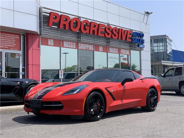 2015 Chevrolet Corvette Stingray Z51 (Stk: F5117572) in Sarnia - Image 1 of 24