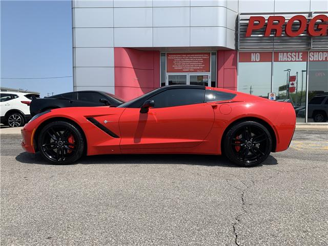 2015 Chevrolet Corvette Stingray Z51 (Stk: F5117572) in Sarnia - Image 5 of 24