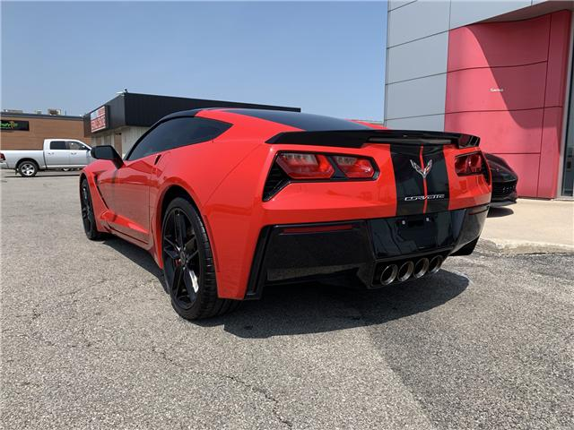 2015 Chevrolet Corvette Stingray Z51 (Stk: F5117572) in Sarnia - Image 6 of 24