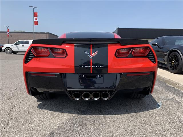 2015 Chevrolet Corvette Stingray Z51 (Stk: F5117572) in Sarnia - Image 7 of 24