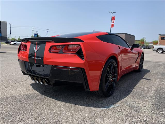 2015 Chevrolet Corvette Stingray Z51 (Stk: F5117572) in Sarnia - Image 8 of 24