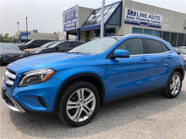 2015 Mercedes-Benz GLA-Class Base (Stk: ) in Concord - Image 1 of 22