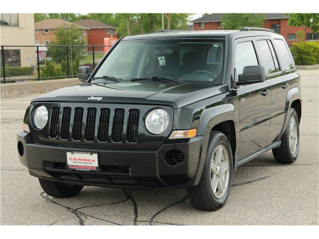 2010 Jeep Patriot Sport/North (Stk: 1905214) in Waterloo - Image 1 of 26