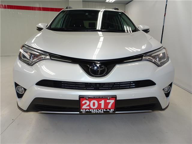 2017 Toyota RAV4 Limited (Stk: 36285U) in Markham - Image 2 of 30