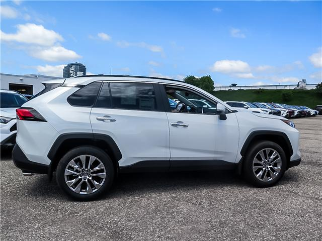 2019 Toyota RAV4 Limited (Stk: 95141) in Waterloo - Image 4 of 20