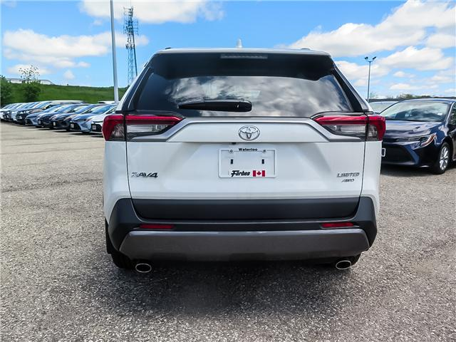 2019 Toyota RAV4 Limited (Stk: 95141) in Waterloo - Image 6 of 20
