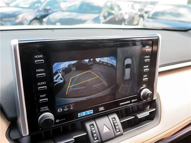2019 Toyota RAV4 Limited (Stk: 95141) in Waterloo - Image 18 of 20