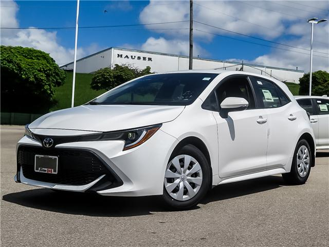 2019 Toyota Corolla Hatchback Base (Stk: 92173) in Waterloo - Image 1 of 18
