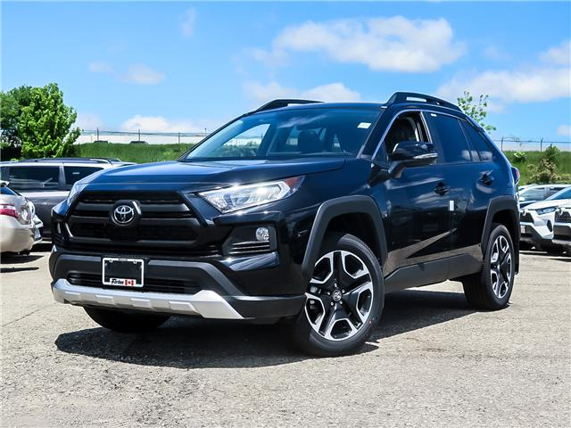 2019 Toyota RAV4 Trail (Stk: 95161) in Waterloo - Image 1 of 19