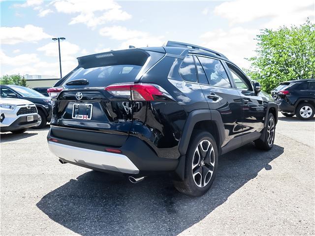 2019 Toyota RAV4 Trail (Stk: 95161) in Waterloo - Image 5 of 19