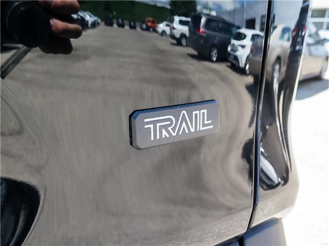 2019 Toyota RAV4 Trail (Stk: 95161) in Waterloo - Image 17 of 19
