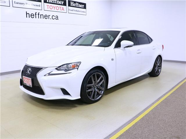 2016 Lexus IS 300 Base (Stk: 197135) in Kitchener - Image 1 of 29