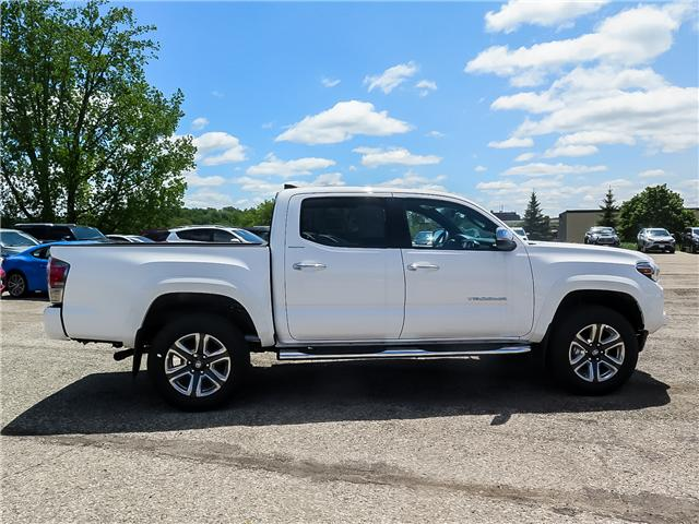 2019 Toyota Tacoma Limited V6 (Stk: 95167) in Waterloo - Image 4 of 19