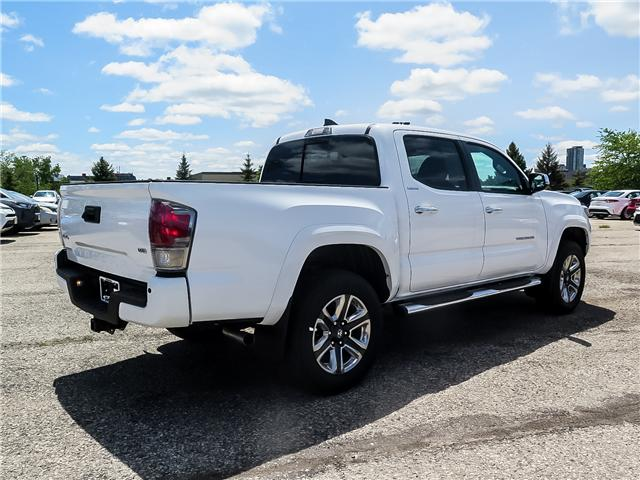 2019 Toyota Tacoma Limited V6 (Stk: 95167) in Waterloo - Image 5 of 19