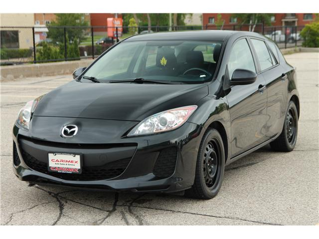 2012 Mazda Mazda3 Sport GX (Stk: 1905205) in Waterloo - Image 1 of 23