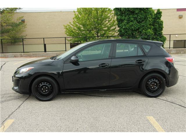 2012 Mazda Mazda3 Sport GX (Stk: 1905205) in Waterloo - Image 2 of 23