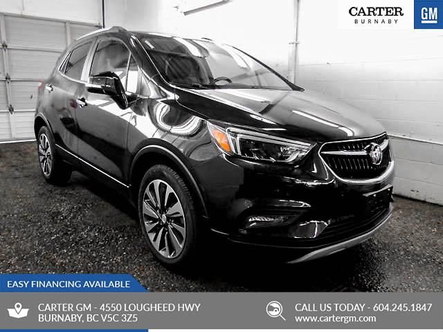 2019 Buick Encore Essence (Stk: E9-3964T) in Burnaby - Image 1 of 12