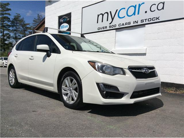 2015 Subaru Impreza 2.0i Touring Package (Stk: 190560) in Richmond - Image 1 of 18