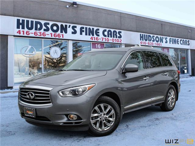 2015 Infiniti QX60  (Stk: 55199) in Toronto - Image 1 of 30