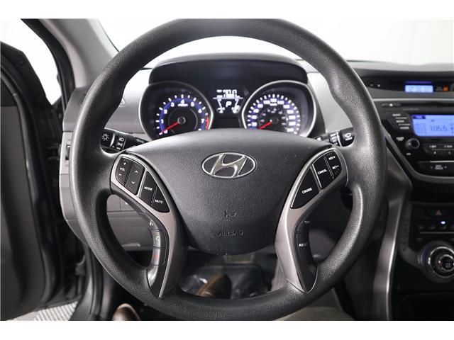 2013 Hyundai Elantra GL (Stk: 19-225A) in Huntsville - Image 18 of 32