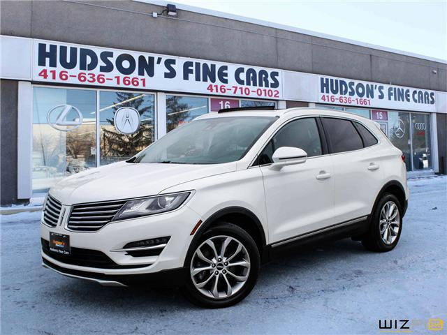 2015 Lincoln MKC  (Stk: 47778) in Toronto - Image 1 of 30
