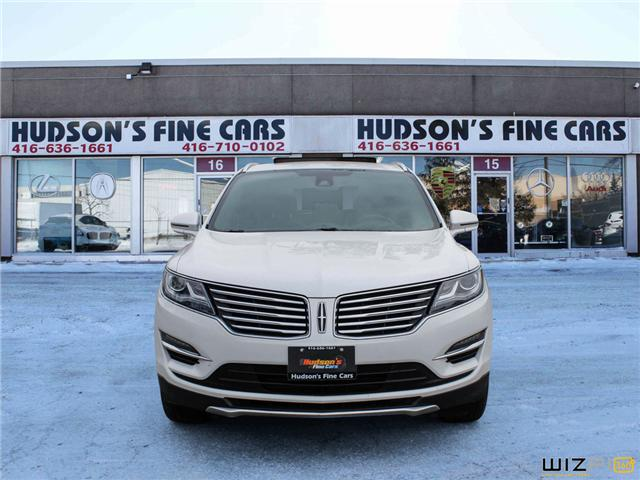 2015 Lincoln MKC  (Stk: 47778) in Toronto - Image 2 of 30