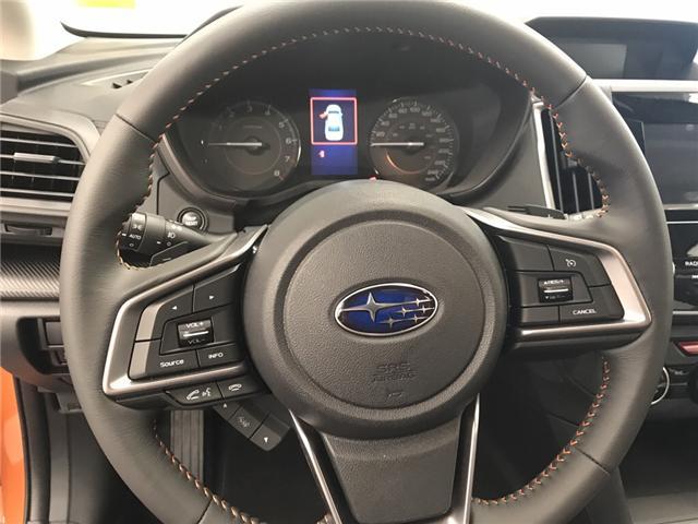 2019 Subaru Crosstrek Touring (Stk: 206618) in Lethbridge - Image 17 of 27