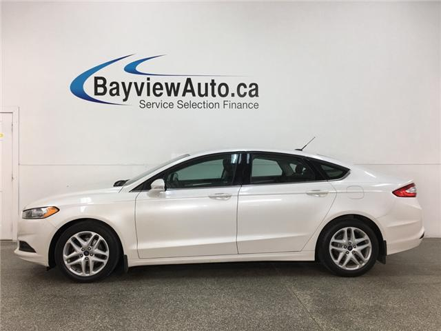 2016 Ford Fusion SE (Stk: 34922RA) in Belleville - Image 1 of 25