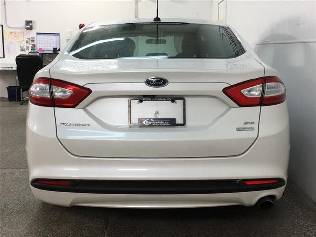 2016 Ford Fusion SE (Stk: 34922RA) in Belleville - Image 4 of 25