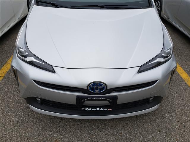 2019 Toyota Prius Technology (Stk: 9-980) in Etobicoke - Image 4 of 15