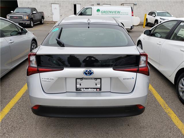 2019 Toyota Prius Technology (Stk: 9-980) in Etobicoke - Image 8 of 15