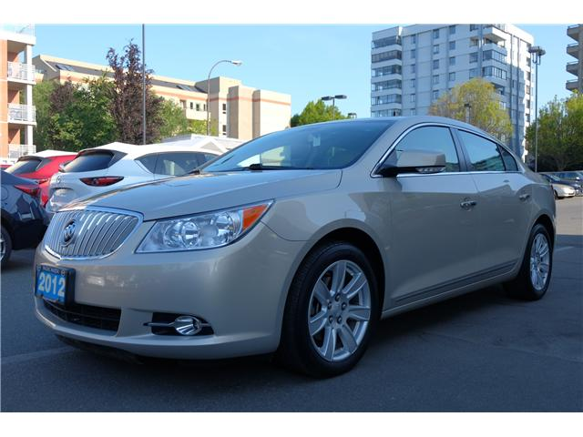 2012 Buick LaCrosse Base (Stk: 128167A) in Victoria - Image 1 of 26