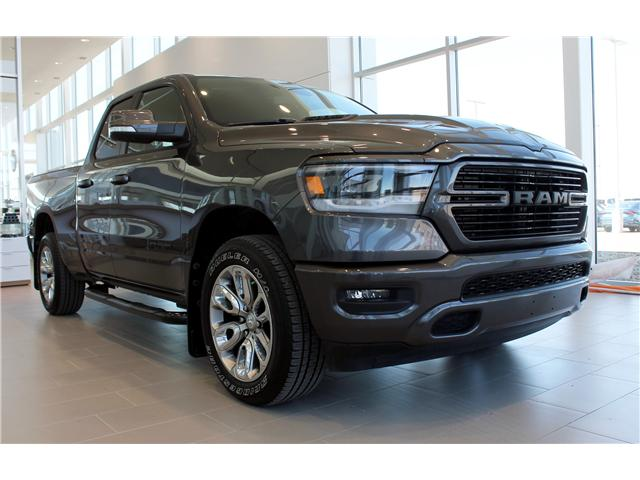 2019 RAM 1500 Sport/Rebel (Stk: V7177) in Saskatoon - Image 1 of 20