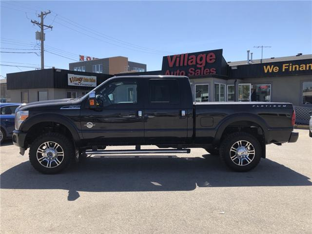 2014 Ford F-350 Lariat (Stk: P36441C) in Saskatoon - Image 2 of 19