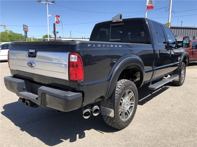 2014 Ford F-350 Lariat (Stk: P36441C) in Saskatoon - Image 5 of 19