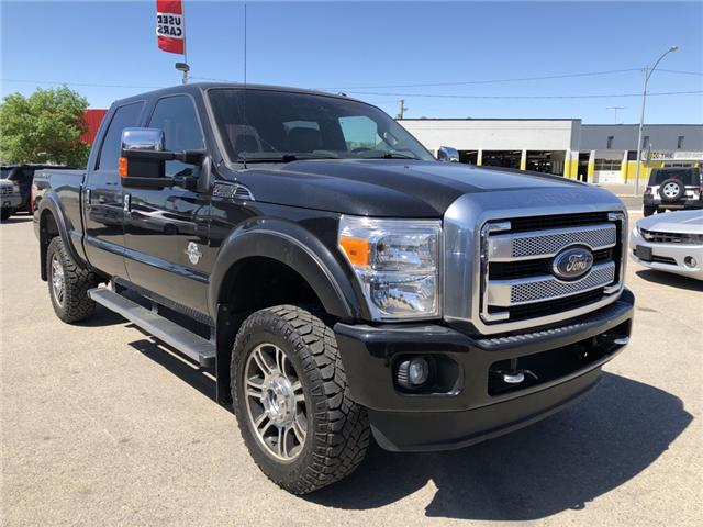 2014 Ford F-350 Lariat (Stk: P36441C) in Saskatoon - Image 7 of 19