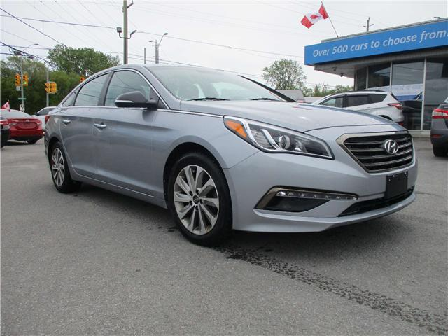 2016 Hyundai Sonata GLS Special Edition (Stk: 190737) in Kingston - Image 1 of 14
