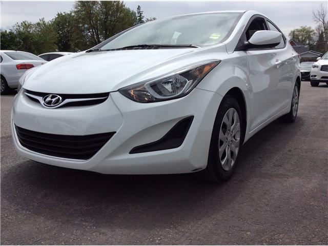 2015 Hyundai Elantra GL (Stk: 190703) in Richmond - Image 1 of 19
